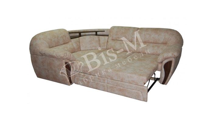 Лаура  з баром - мебельная фабрика Бис-М. Фото №3. | Диваны для нирваны