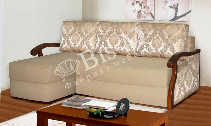 Діана  з отоманкою - мебельная фабрика Бис-М. Фото №2. | Диваны для нирваны