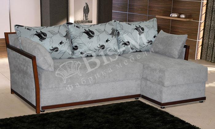 Сідней  с оттоманкой - мебельная фабрика Бис-М. Фото №2. | Диваны для нирваны