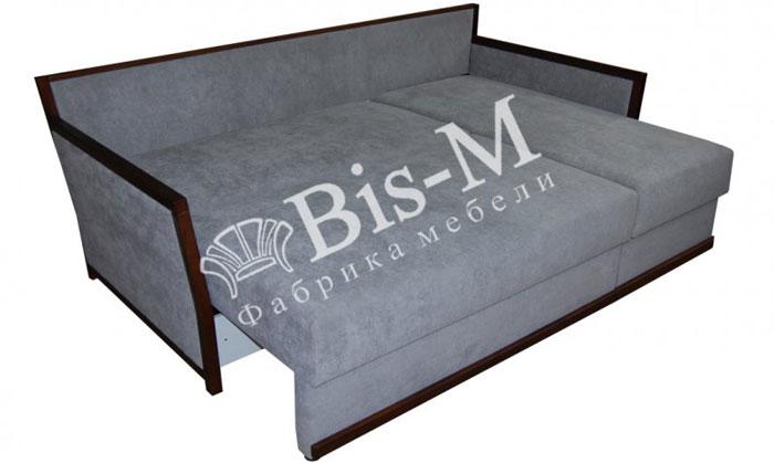 Сідней  с оттоманкой - мебельная фабрика Бис-М. Фото №3. | Диваны для нирваны
