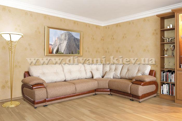 Джаконда угловой - мебельная фабрика Мебель Сервис. Фото №3. | Диваны для нирваны