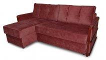Тина с оттоманкой угловой - мебельная фабрика Бис-М | Диваны для нирваны