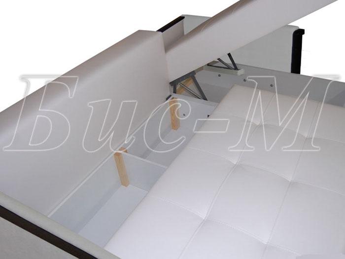 Тина с оттоманкой - мебельная фабрика Бис-М. Фото №3. | Диваны для нирваны