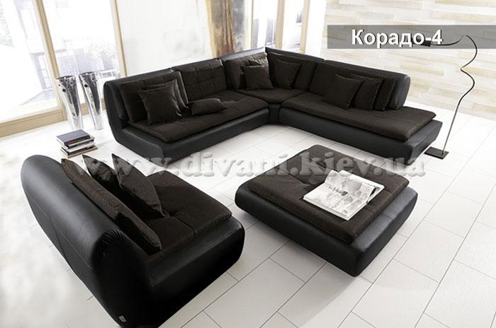 Корадо-4 угловой - мебельная фабрика Ливс. Фото №7. | Диваны для нирваны