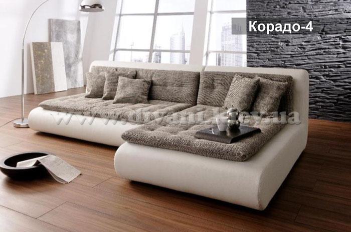 Корадо-4 угловой - мебельная фабрика Ливс. Фото №12. | Диваны для нирваны