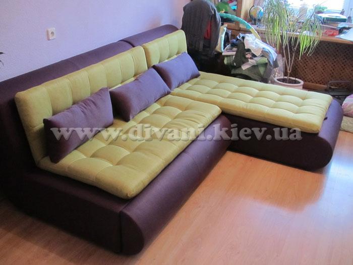 Корадо-4 угловой - мебельная фабрика Ливс. Фото №13. | Диваны для нирваны