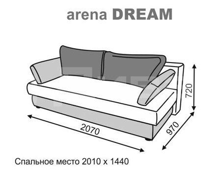 Dream - мебельная фабрика AFCI. Фото №7. | Диваны для нирваны