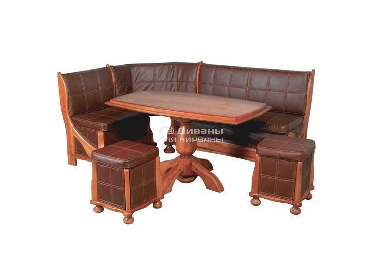 Кухонный уголок Наталочка - мебельная фабрика Рата. Фото №1. | Диваны для нирваны